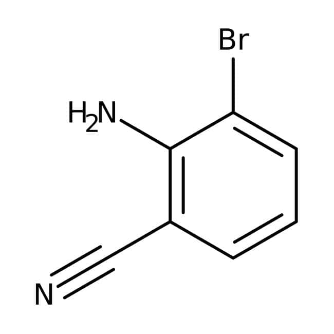 Alfa Aesar™2-Amino-3-bromobenzonitrile, 95% 1g Alfa Aesar™2-Amino-3-bromobenzonitrile, 95%