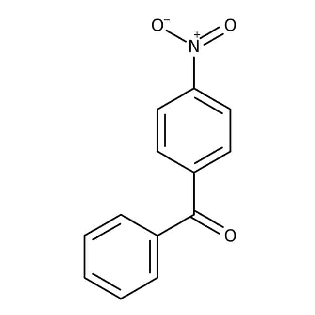 Alfa Aesar™4-Nitrobenzophenone, 99% 5g Alfa Aesar™4-Nitrobenzophenone, 99%