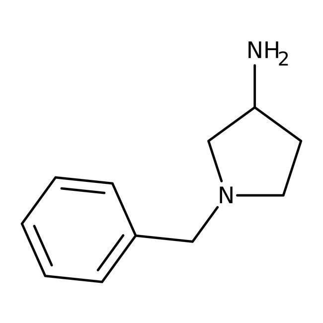 (S)-(+)-1-Benzyl-3-aminopyrrolidine, 99%, ACROS Organics™