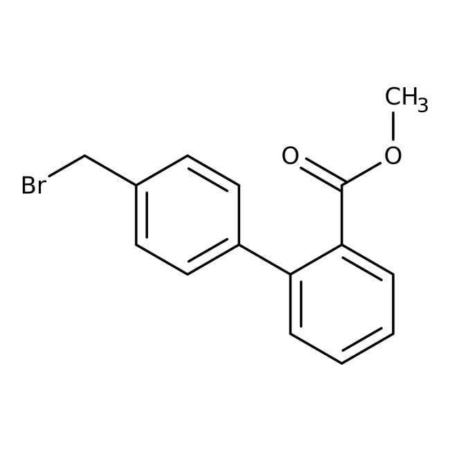 Methyl 2-[4-(Bromomethyl)phenyl]benzoate 98.0+%, TCI America™