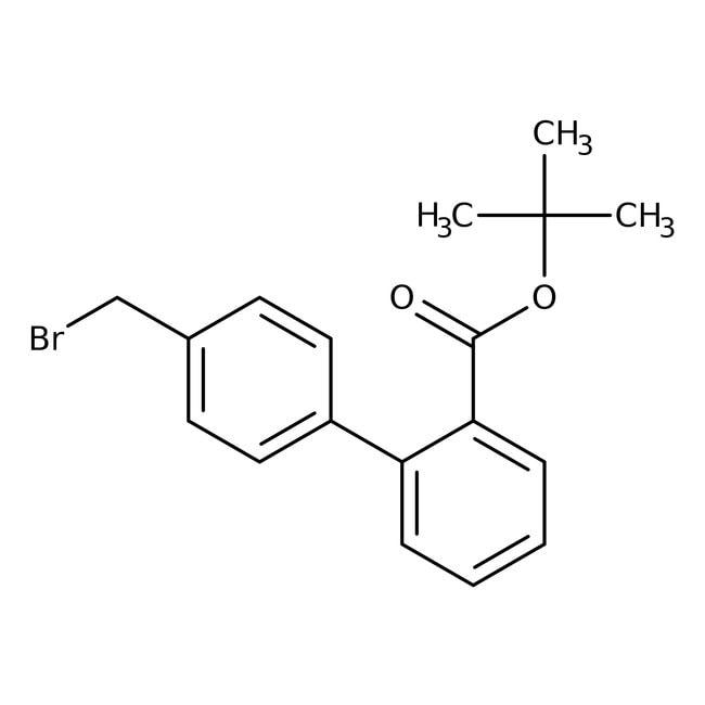 Alfa Aesar™tert-Butyl 4'-(bromomethyl)biphenyl-2-carboxylate, 97%