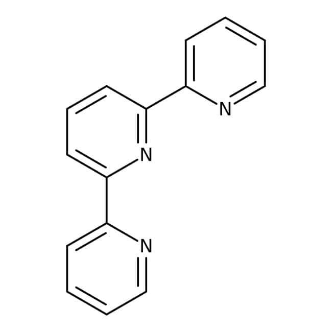 2,2':6',2''-Terpyridine, 96%, Thermo Scientific™