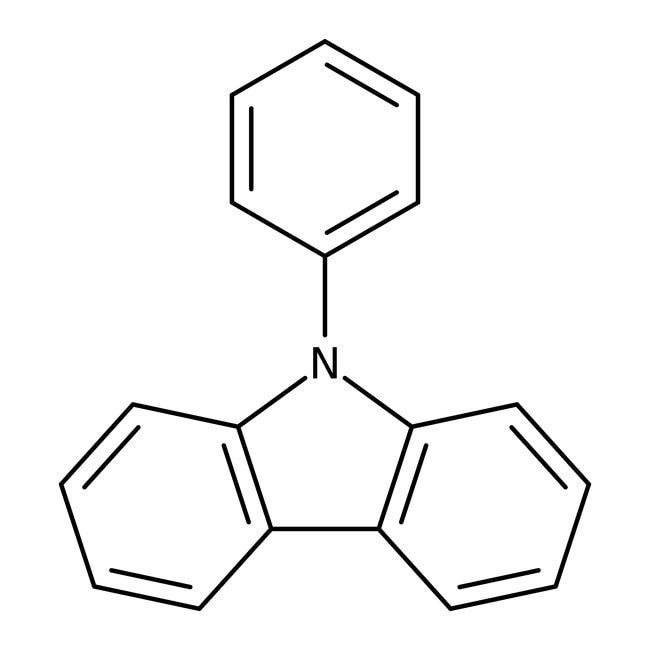 N-Phenylcarbazole, 97%, ACROS Organics™ 100g N-Phenylcarbazole, 97%, ACROS Organics™
