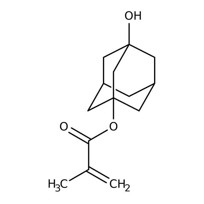3-Hydroxy-1-methacryloyloxyadamantane 98.0+%, TCI America™