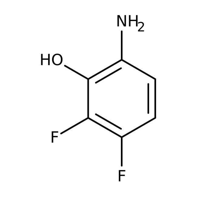 Alfa Aesar™6-Amino-2,3-difluorophenol, 95% 5g Alfa Aesar™6-Amino-2,3-difluorophenol, 95%