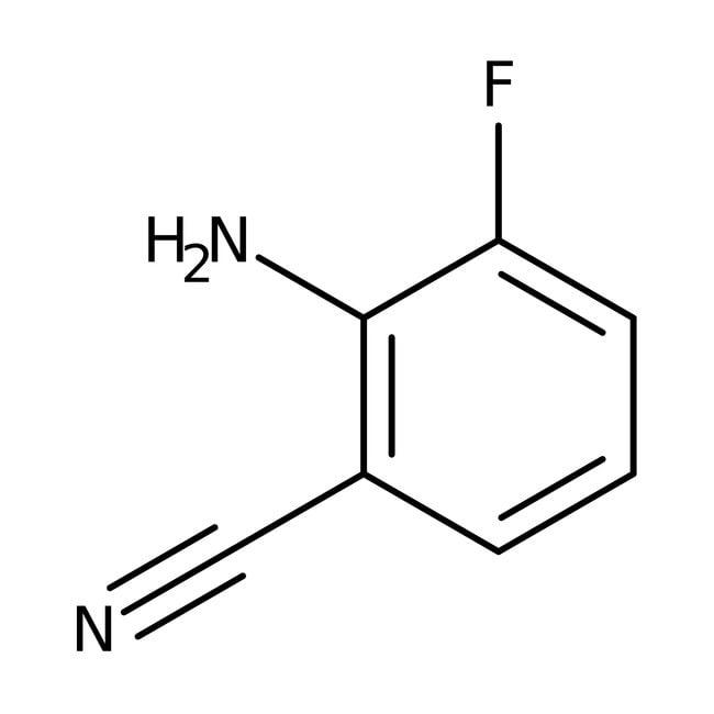 Alfa Aesar™2-Amino-3-Fluorbenzonitril, 95% 1g Alfa Aesar™2-Amino-3-Fluorbenzonitril, 95%