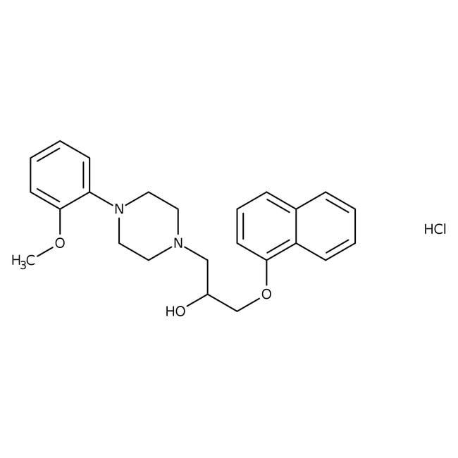 Naftopidil hydrochloride, Tocris Bioscience