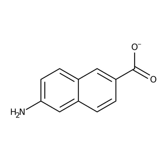 6-Amino-2-naphthoic acid, 90%, ACROS Organics