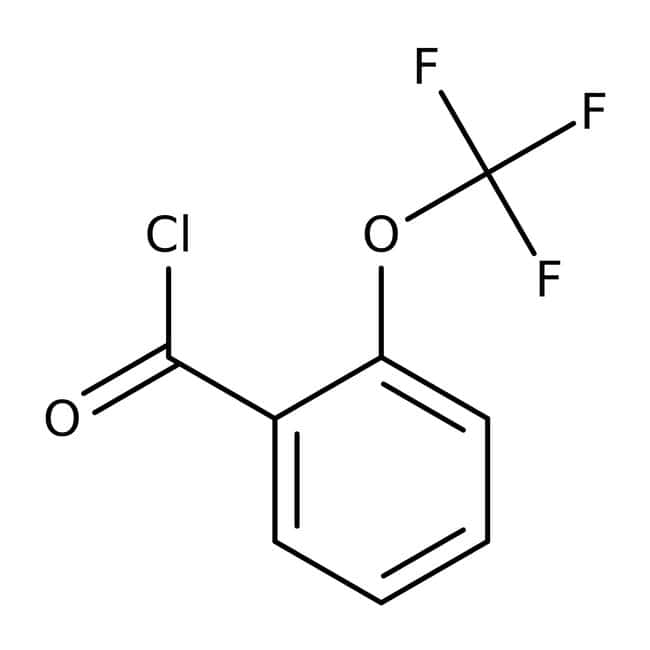 Alfa Aesar™2-(Trifluoromethoxy)benzyl chloride, 98%: Benzyl halides Benzene and substituted derivatives
