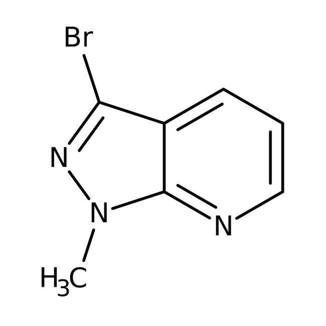 3-bromo-1-methyl-1h-pyrazolo[3,4-b]pyridine, 95%, Maybridge™