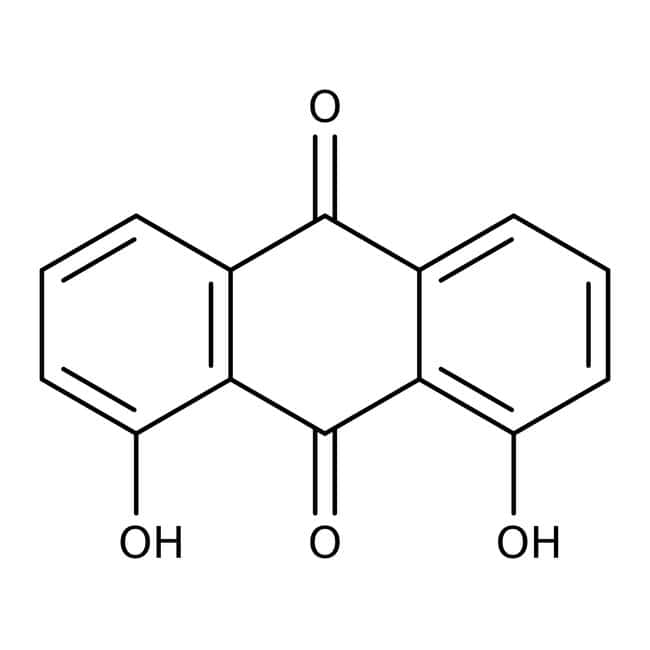1,8-Dihydroxyanthraquinone, 95%, ACROS Organics™
