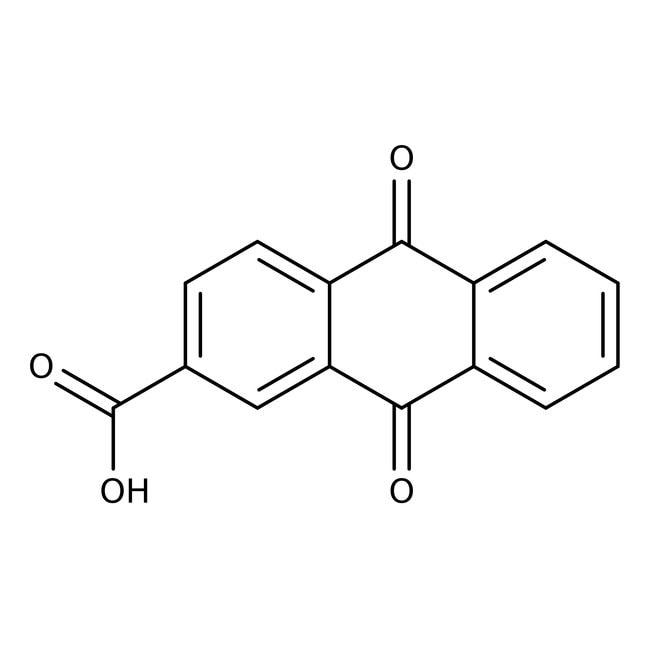 Alfa Aesar™Anthrachinon-2-Carbonsäure, 98% 5g Alfa Aesar™Anthrachinon-2-Carbonsäure, 98%