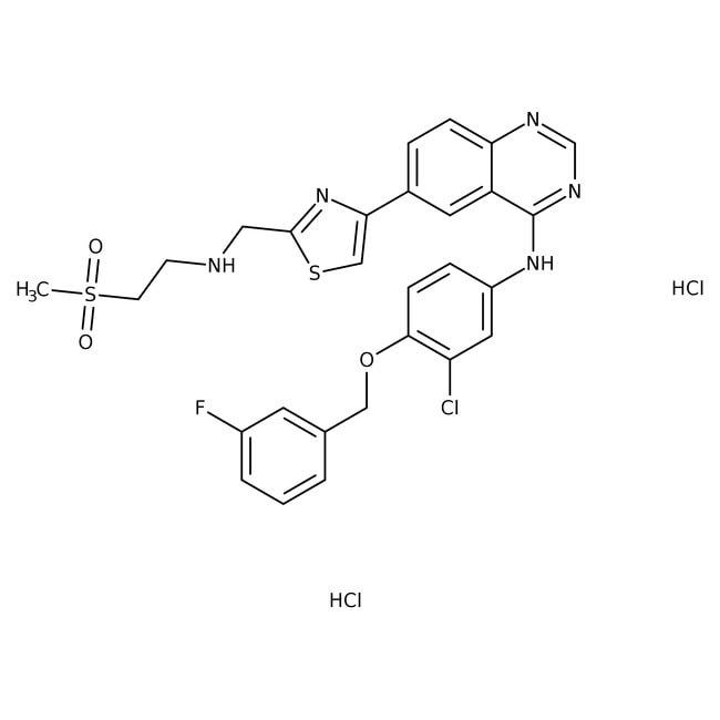 GW 583340 dihydrochloride, Tocris Bioscience™ 50mg GW 583340 dihydrochloride, Tocris Bioscience™