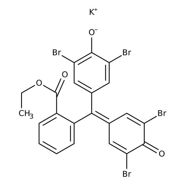 Tetrabromphenolphthaleinethylester, Acros Organics™ Glasflasche; 25g Tetrabromphenolphthaleinethylester, Acros Organics™