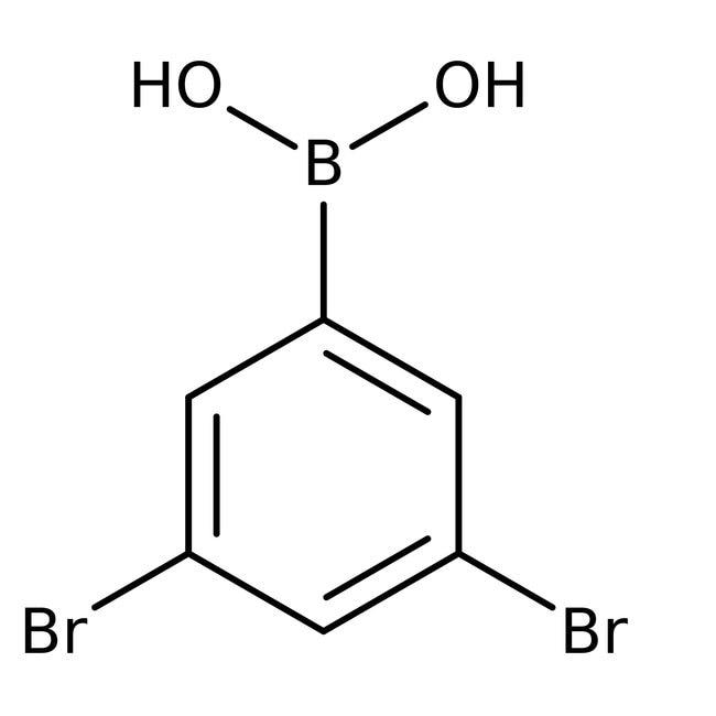 Alfa Aesar  3,5-Dibromobenzeneboronic acid, 97%