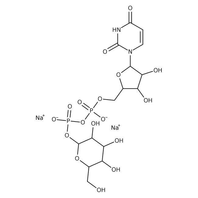 MilliporeSigma  UDP-alpha-D-Galactose, Disodium Salt,  80% Calbiochem ,