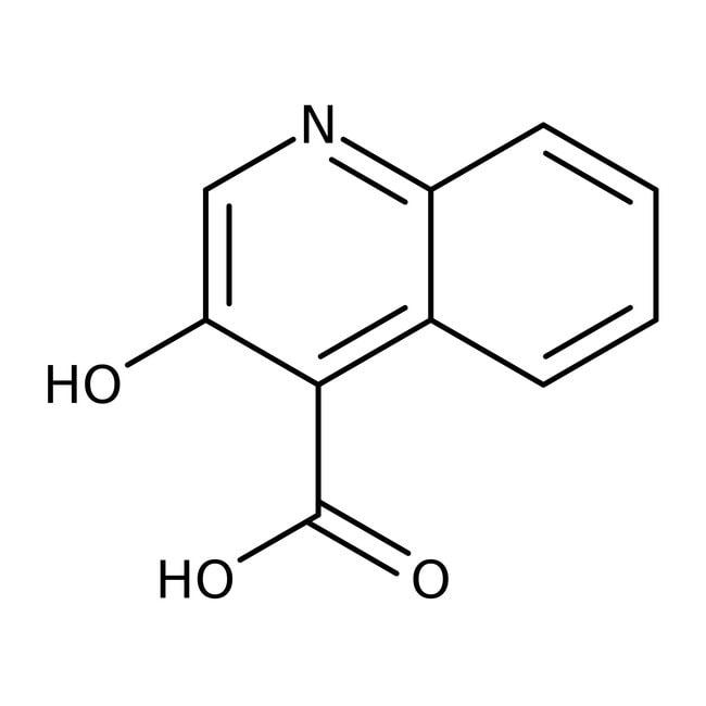 3-Hydroxy-4-quinolinecarboxylic acid, 97%, Acros Organics 5g 3-Hydroxy-4-quinolinecarboxylic acid, 97%, Acros Organics