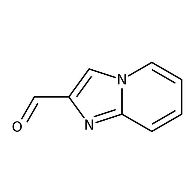 Imidazo[1,2-a]pyridine-2-carboxaldehyde, 97%, Acros Organics™ 1g Imidazo[1,2-a]pyridine-2-carboxaldehyde, 97%, Acros Organics™