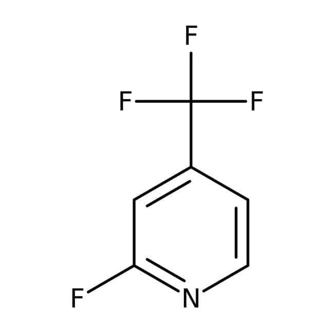 Alfa Aesar™2-Fluor-4-(Trifluormethyl)pyridin, 97% 5g Alfa Aesar™2-Fluor-4-(Trifluormethyl)pyridin, 97%