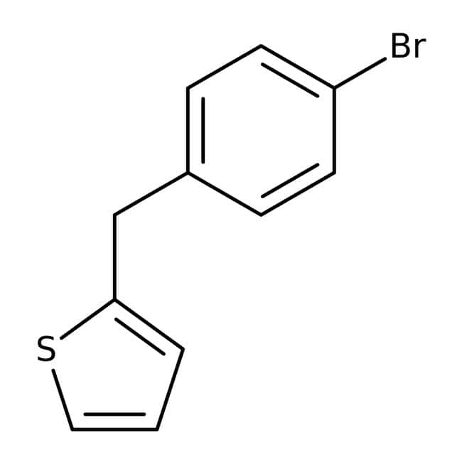 2-(4-Bromobenzyl)thiophene, 97%, Maybridge™