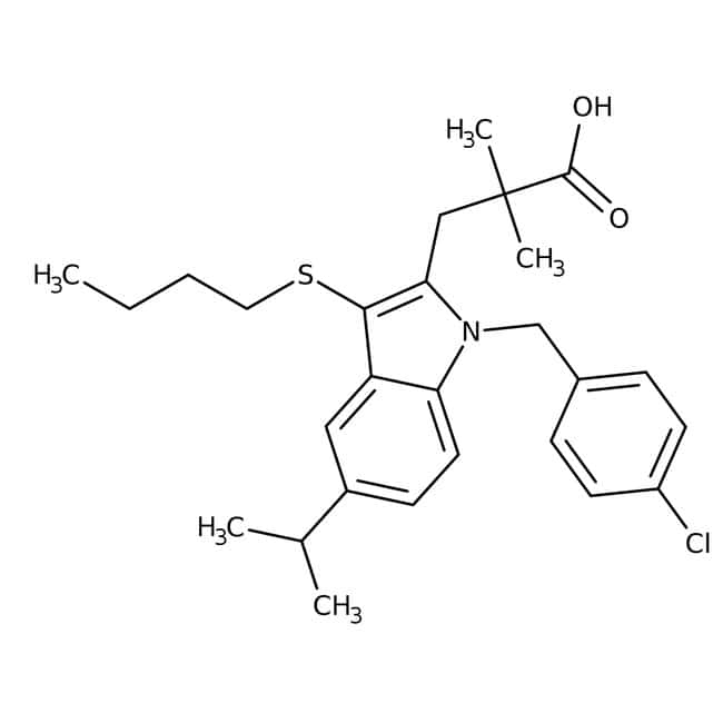 MK 886, Tocris Bioscience™ 50mg MK 886, Tocris Bioscience™