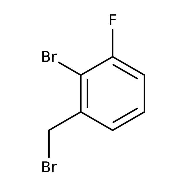 Alfa Aesar  2-Bromo-3-fluorobenzyl bromide, 98%