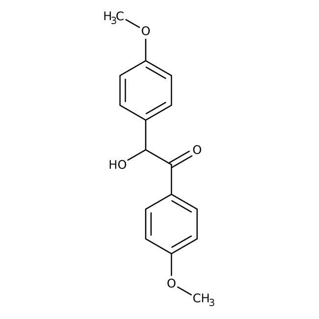 Alfa Aesar™Anisoin, 97% 100g Alfa Aesar™Anisoin, 97%
