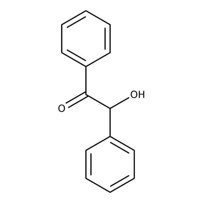 Benzoin, 98%, Acros Organics 500g Benzoin, 98%, Acros Organics