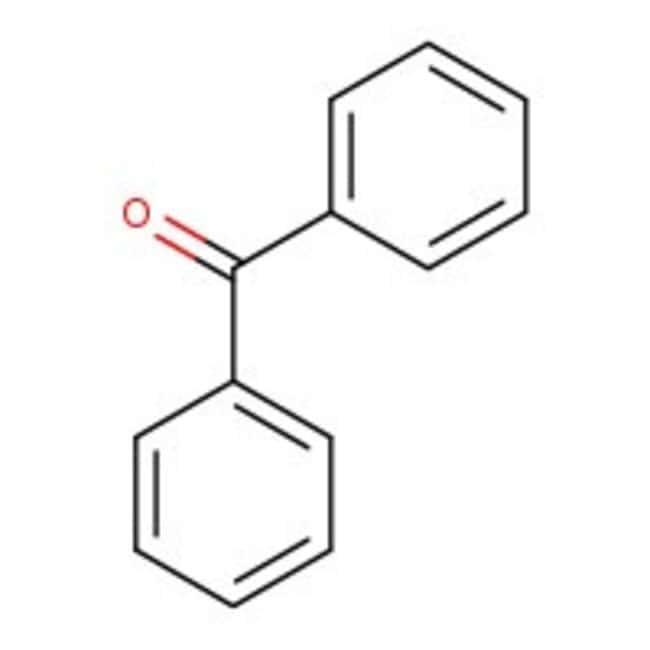 Benzophenone, 99+%, pure, ACROS Organics™ 250g; Glass bottle Benzophenone, 99+%, pure, ACROS Organics™