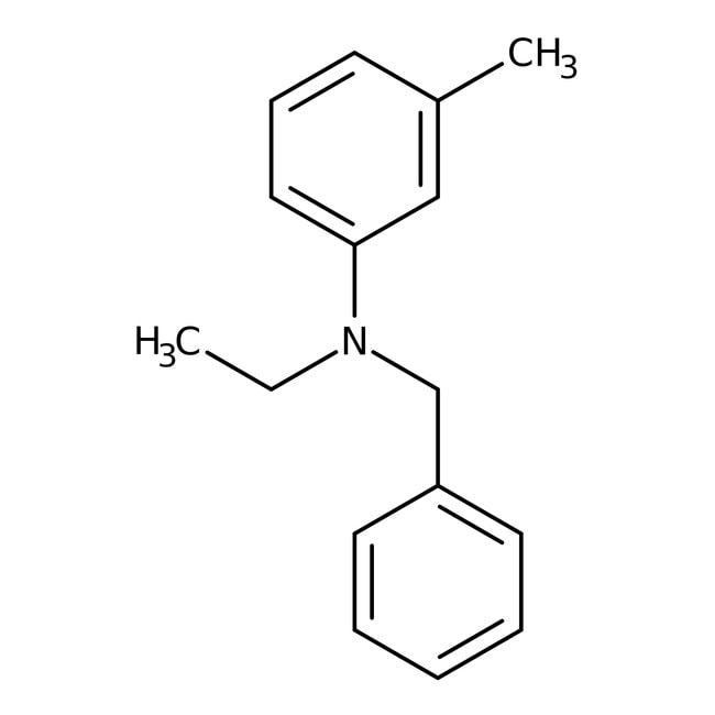 Alfa Aesar  N-Benzyl-N-ethyl-3-methylaniline, 98%