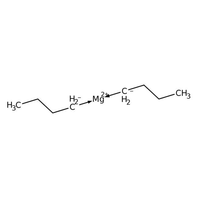 Di-n-butylmagnesium, 0.5M solution in heptane, AcroSeal , Acros Organics
