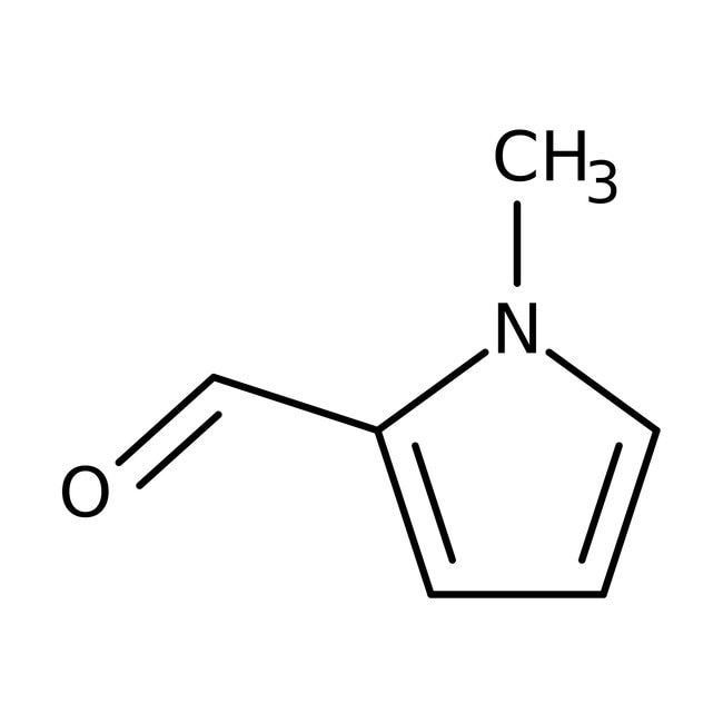 N-Methylpyrrole-2-carboxaldehyde, 98%, ACROS Organics™