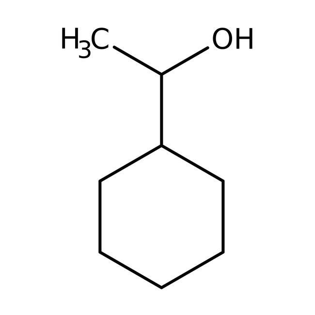 Alfa Aesar™1-Ciclohexiletanol, 98% 5g Alfa Aesar™1-Ciclohexiletanol, 98%