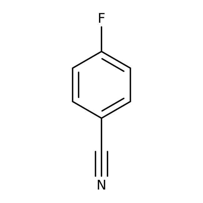 Alfa Aesar™4-Fluorobenzonitrile, 99% 100g Alfa Aesar™4-Fluorobenzonitrile, 99%