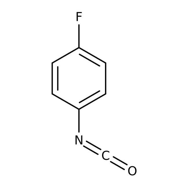 4-Fluorophenyl isocyanate, 99%, ACROS Organics™