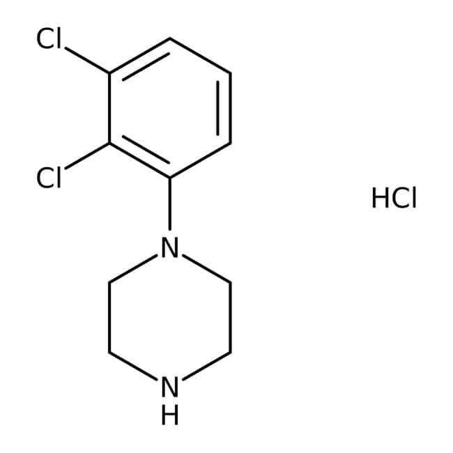 Alfa Aesar™1-(2,3-Dichlorophenyl)piperazine monohydrochloride, 98+% 25g Alfa Aesar™1-(2,3-Dichlorophenyl)piperazine monohydrochloride, 98+%