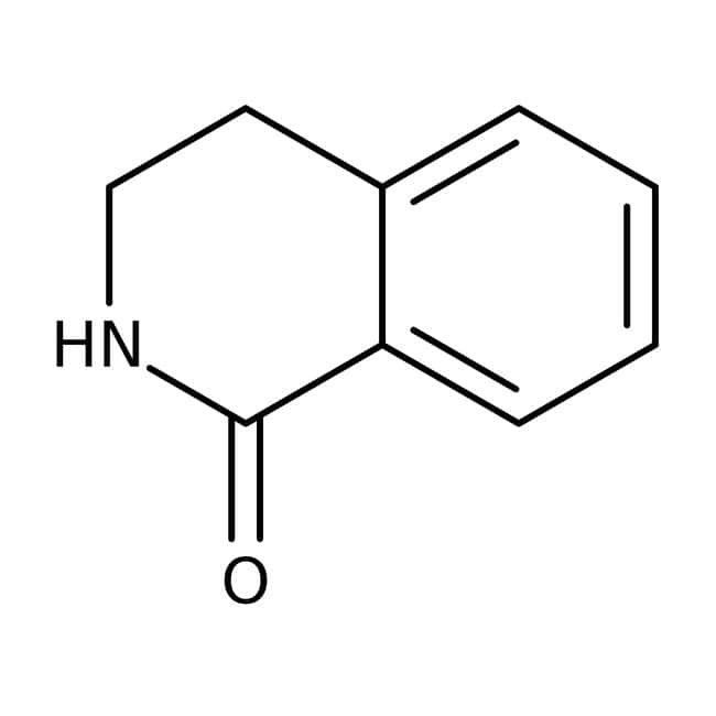 3,4-Dihydro-2H-isochinolin-1-on, 98%, Acros Organics™ 1g 3,4-Dihydro-2H-isochinolin-1-on, 98%, Acros Organics™