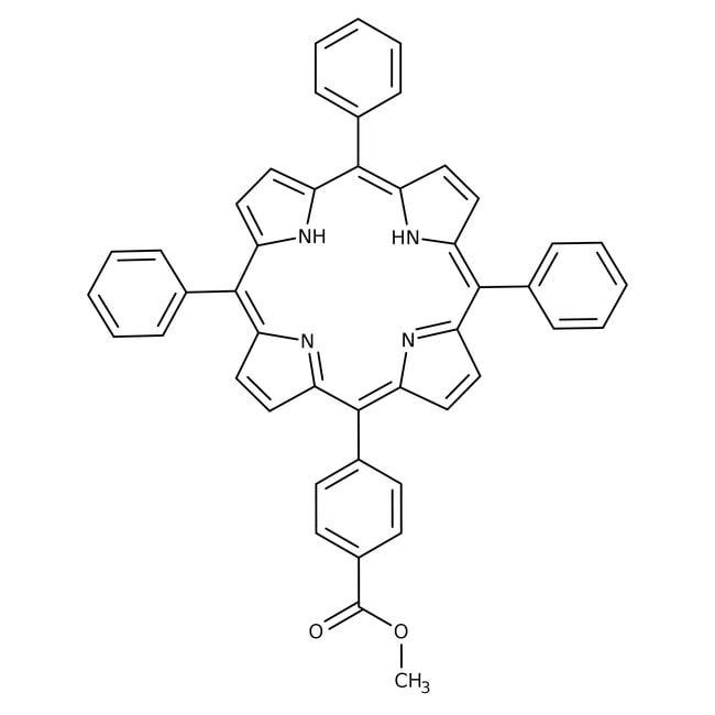 5-(4-Methoxycarbonylphenyl)-10,15,20-triphenylporphyrin 90.0+%, TCI America™