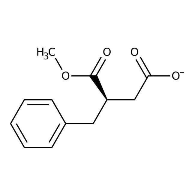 (R)-2-Benzylsuccinic acid-1-methyl ester, 95%, 98% ee, Acros Organics