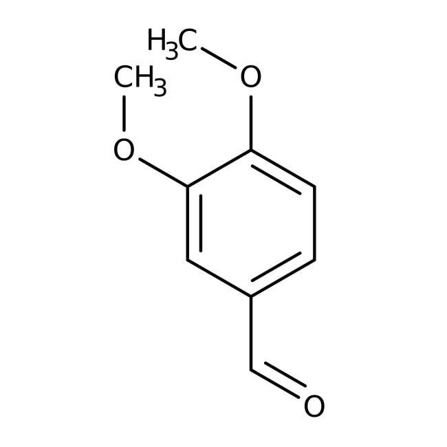 3,4-Dimethoxybenzaldehyde, 99+%, ACROS Organics™