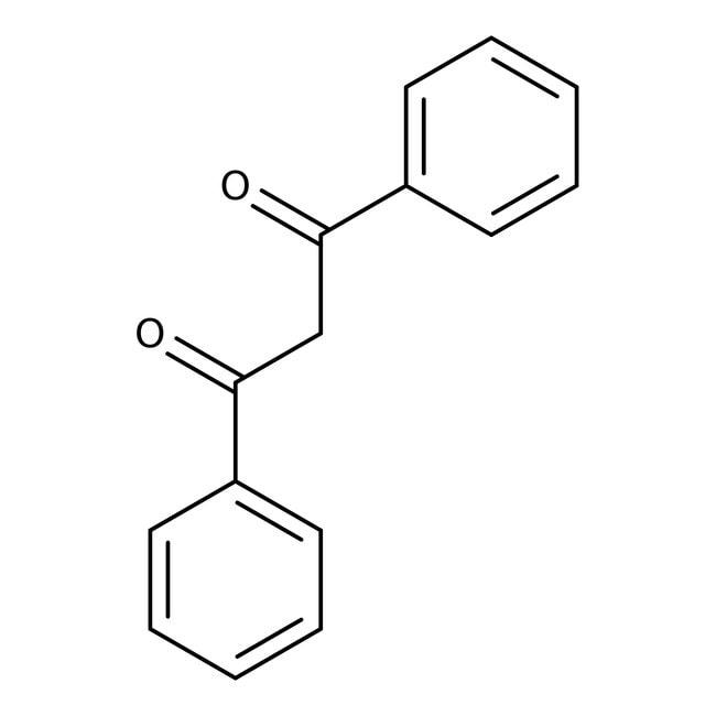Dibenzoylméthane, 98%, Acros Organics 500g ; flacon en plastique Dibenzoylméthane, 98%, Acros Organics