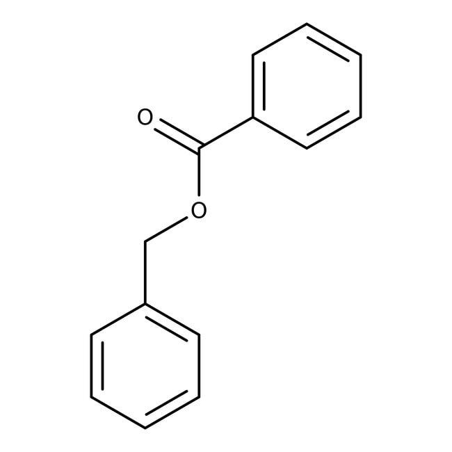 Alfa Aesar™Benzyl benzoate, 99+% 2500g Alfa Aesar™Benzyl benzoate, 99+%