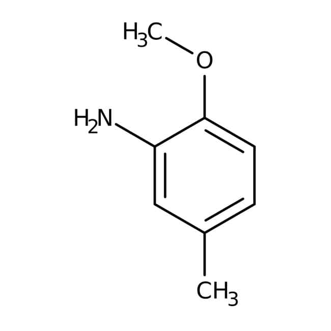 2-Methoxy-5-methylaniline, 95%, ACROS Organics