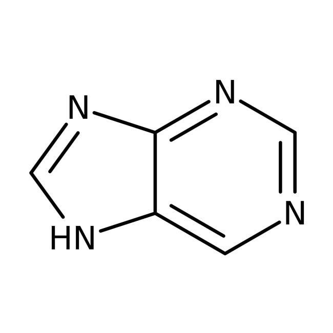 Purine, 99%, ACROS Organics™