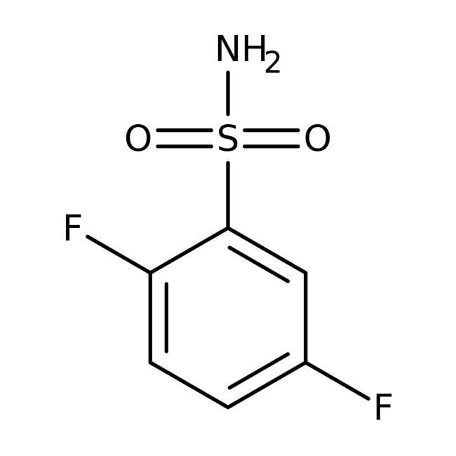 Alfa Aesar™2,5-Difluorbensulfonamid, 98% 5g Alfa Aesar™2,5-Difluorbensulfonamid, 98%