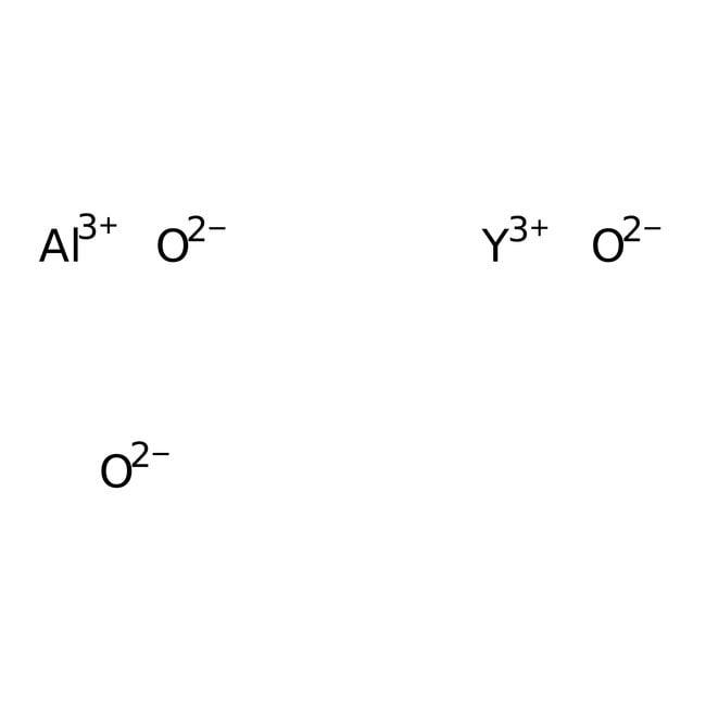 Alfa Aesar™Yttrium aluminum oxide, 99.99% (metals basis) 100g Alfa Aesar™Yttrium aluminum oxide, 99.99% (metals basis)
