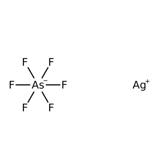 Alfa Aesar  Silver hexafluoroarsenate, 98+%