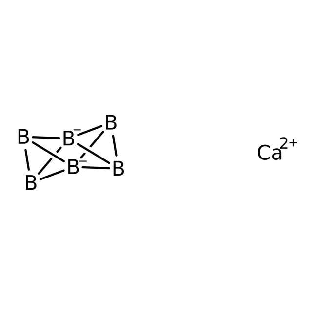 Alfa Aesar™Calciumborid, 99+% (Metallbasis) 500g Alfa Aesar™Calciumborid, 99+% (Metallbasis)