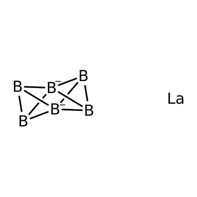 Alfa Aesar™Borure de lanthane, 99,5% (REO) 50g Alfa Aesar™Borure de lanthane, 99,5% (REO)