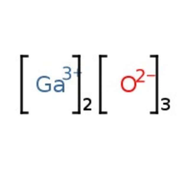 Gallium(III) oxide, Puratronic™, 99.999% (metals basis), Alfa Aesar™